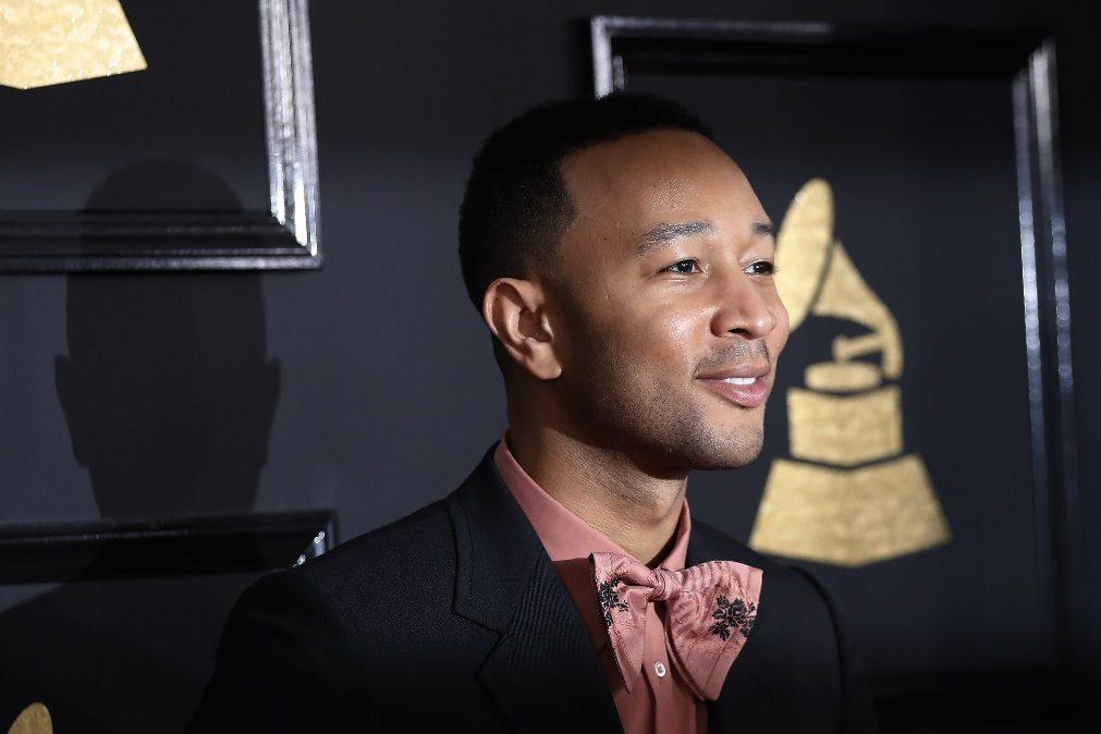 John Legend vai dar concerto em Portugal ainda este ano!