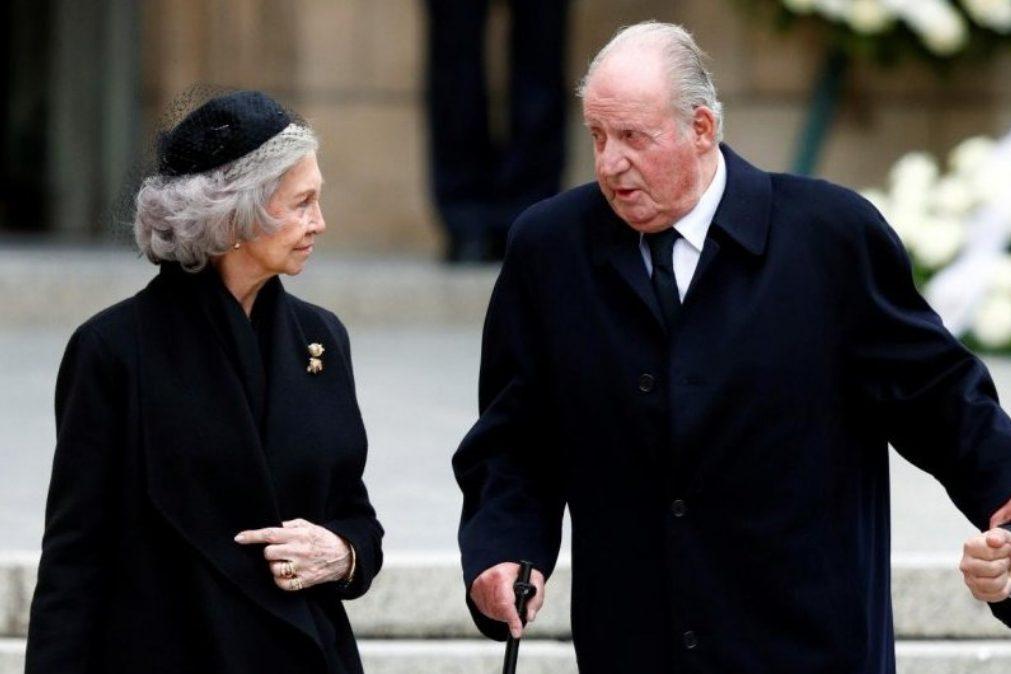 Espanha chocada com mais uma amante do rei emérito