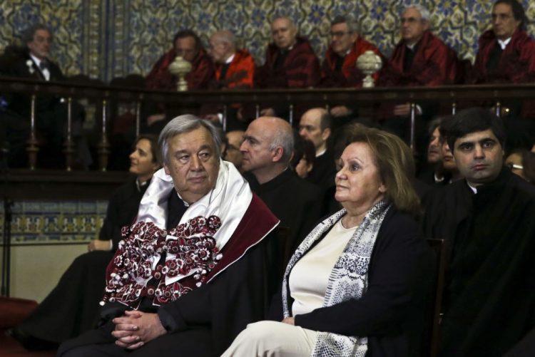 Conselho para os Refugiados compra carro com 25 mil euros doados por Guterres