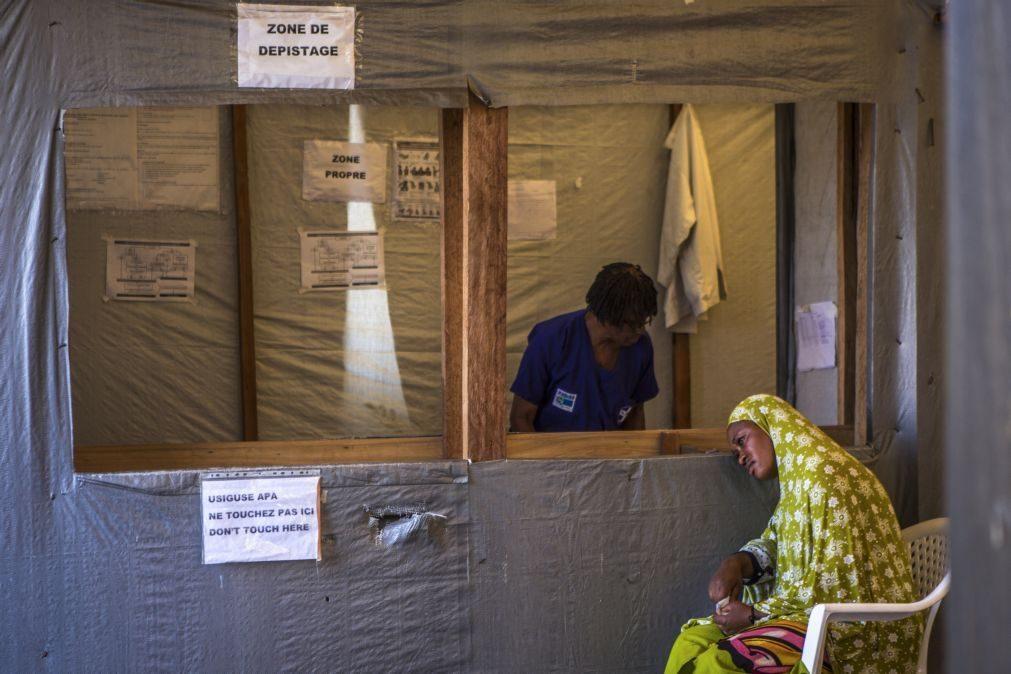 União Africana vai enviar missão para combater Ébola na RDCongo