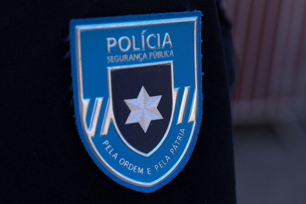 PSP descobre cadáver atado com cordas em Lisboa