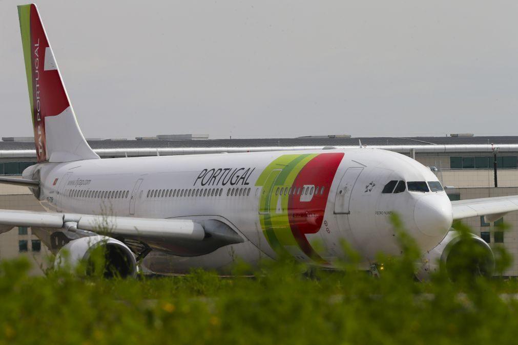TAP cancela voos para a Madeira por causa do vento forte