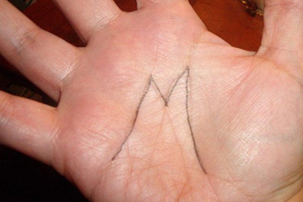 O que significa se as linhas da mão formarem a letra M? [vídeo]