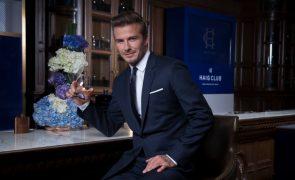 Foto de David Beckham está a dar que falar: «Botox a mais»