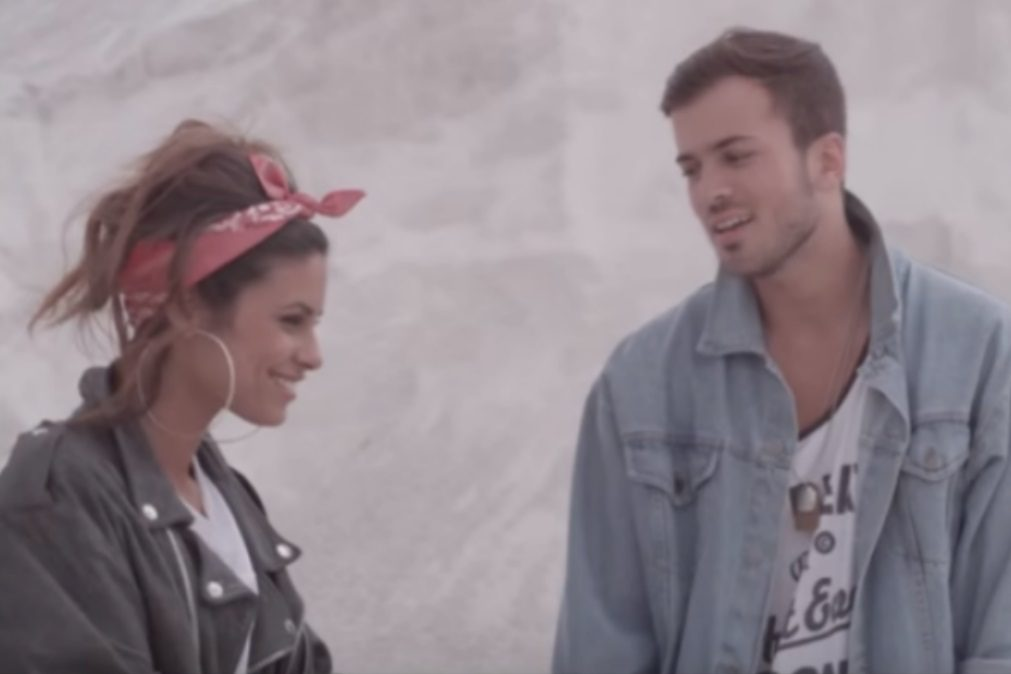 Carolina Loureiro e David Carreira