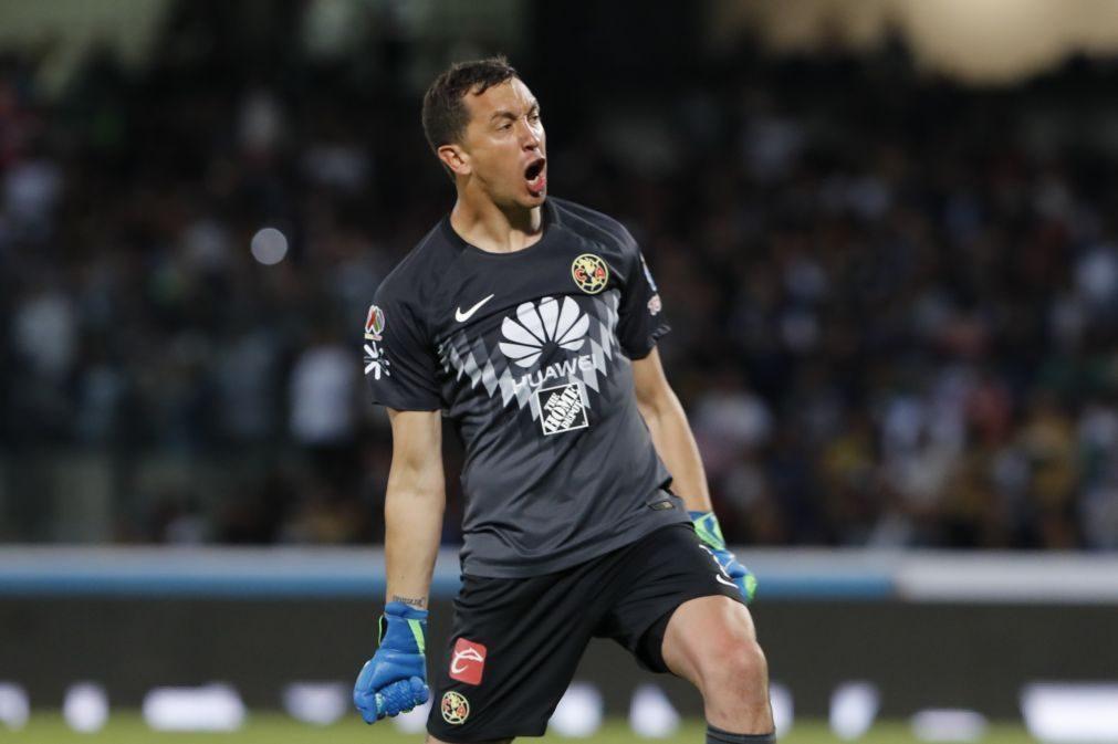 FC Porto oficializa nas redes sociais contratação do guarda-redes Marchesín