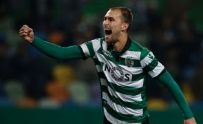 Bas Dost dispensado de treino do Sporting