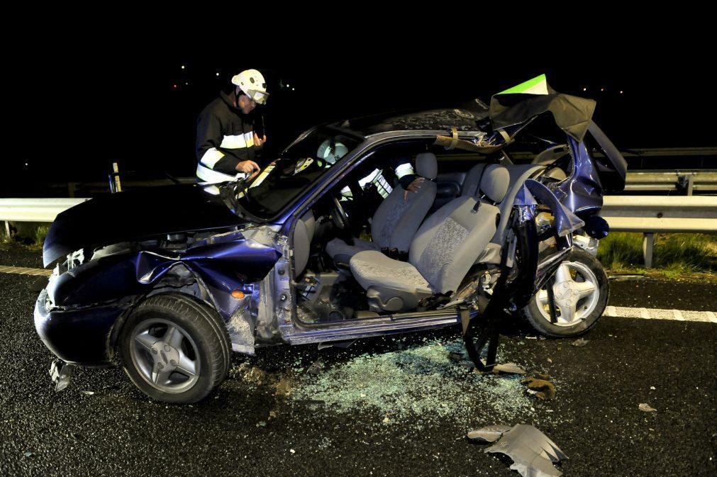 Portugal é o país da UE com maior redução de mortos nas estradas desde 2010