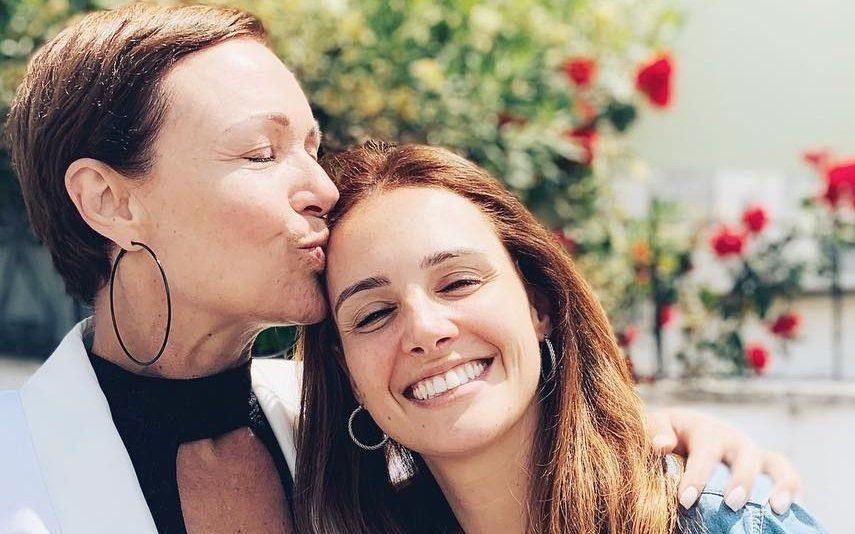 Marta Andrino faz declaração sentida à mãe «Hoje a mulher da minha vida faz anos»