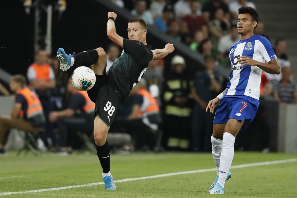 FC Porto vence Krasnodar e perto do play-off da Champions [vídeo]