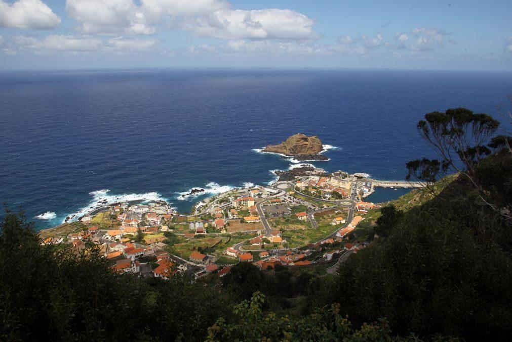 Homem caiu ao mar no norte da ilha da Madeira