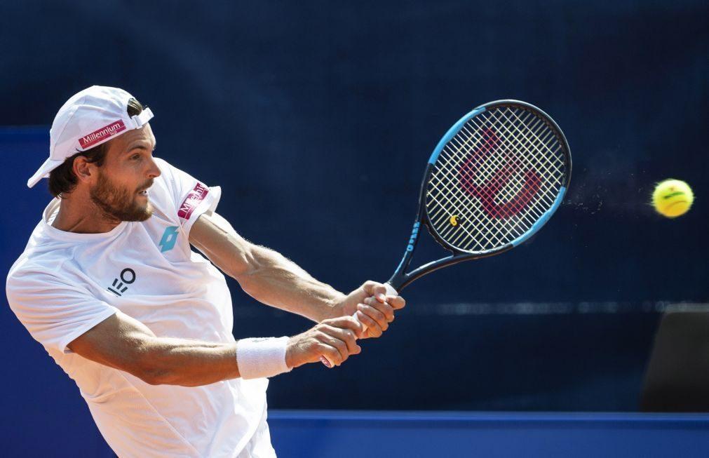 João Sousa falha acesso ao quadro principal do Masters 1000 de Cincinnati