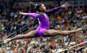 Tóquio2020: Simone Biles vence bronze no regresso à competição