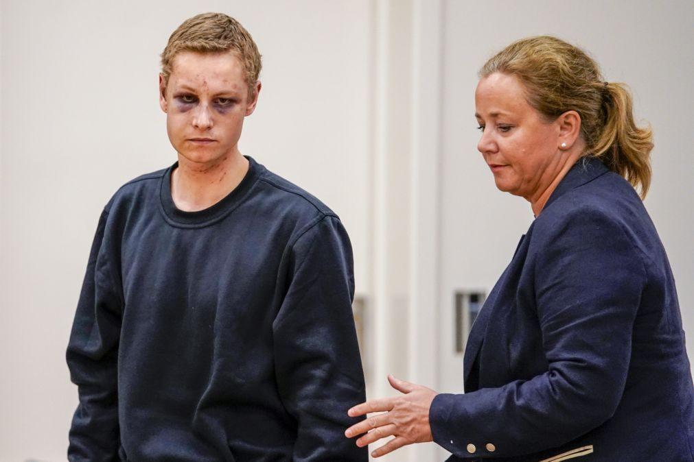 Procuradoria pede quatro semanas de prisão preventiva para suspeito de ataque na Noruega