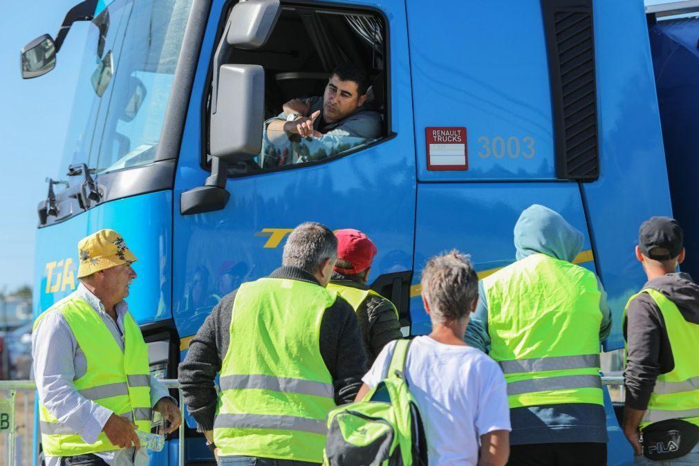 Antram apela a sindicato das matérias perigosas para também desconvocar greve
