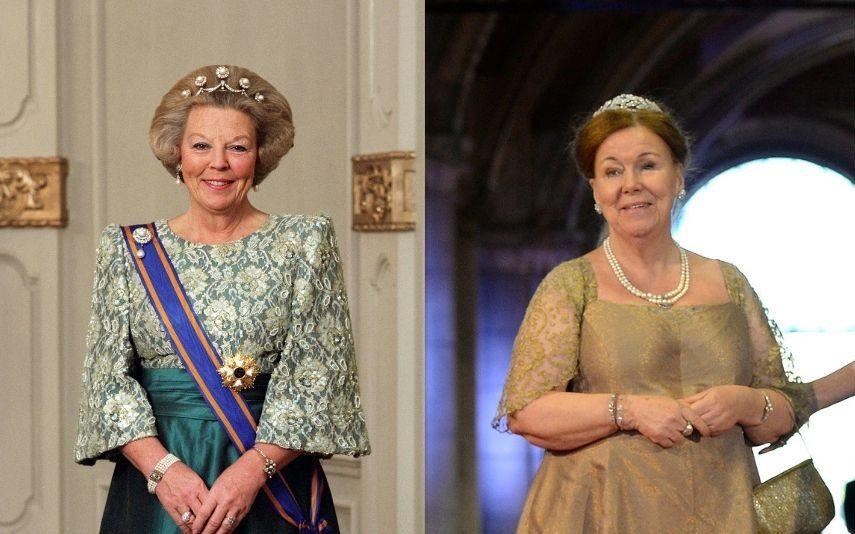 Beatriz da Holanda de Luto Depois da morte trágica do filho, princesa perde a irmã mais nova