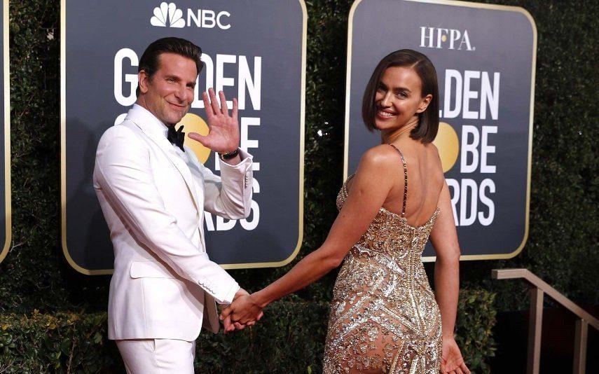Irina Shayk As revelações polémicas sobre Bradley Cooper