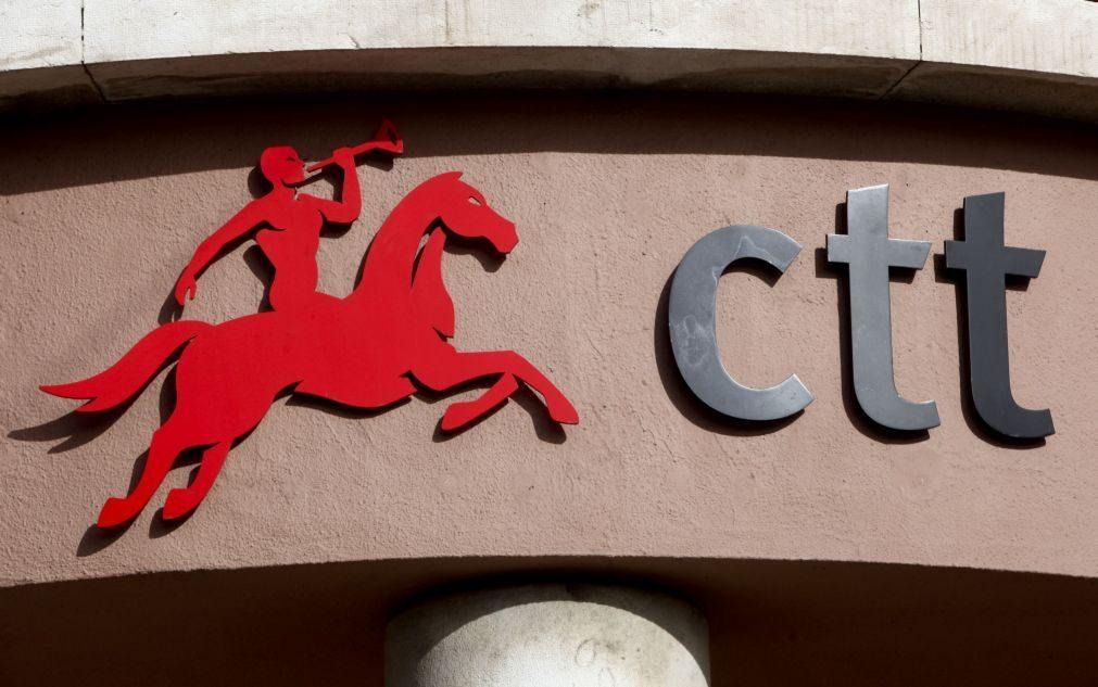 CTT aumentam preços no envio de cartas e encomendas até 100 gramas