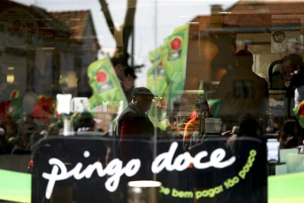 Pingo Doce reage a polémica de funcionária que ficou em pé durante três dias