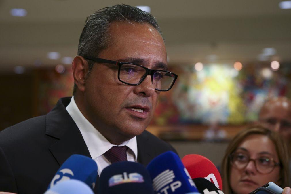 Pardal Henriques concorre às legislativas nas listas do PDR, partido de Marinho e Pinto