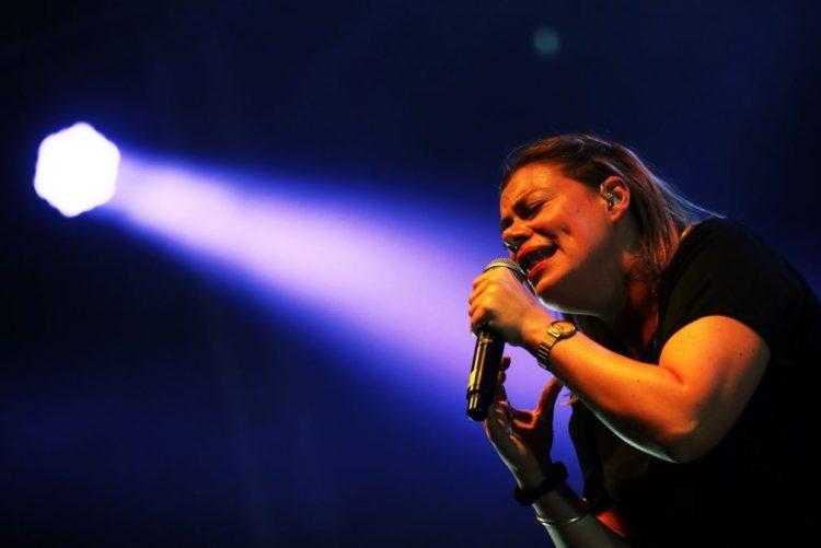 'Rapper' Capicua traça uma diagonal sobre a carreira no concerto de hoje no CCB