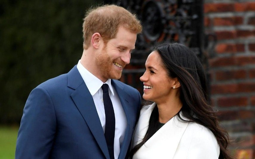 meghan e harry O almoço de 15 libras dos duques num bar local