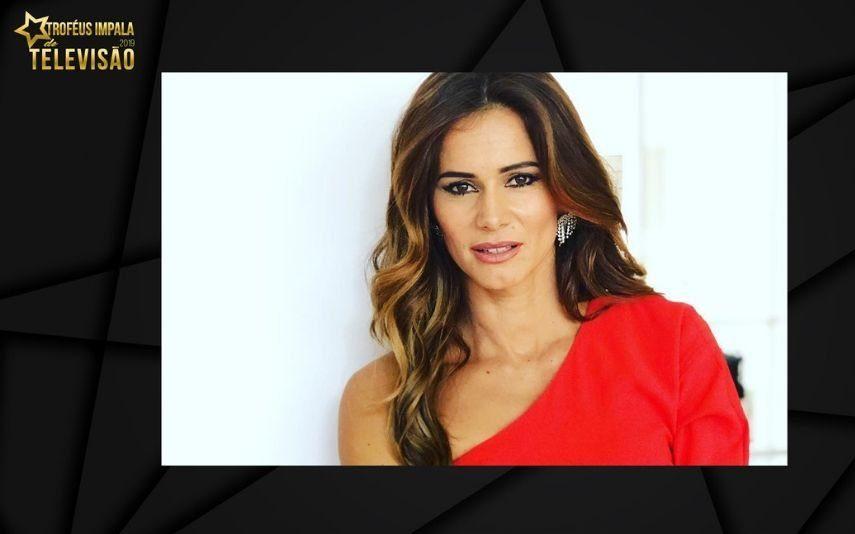 Cláudia Vieira «É um privilégio muito grande»