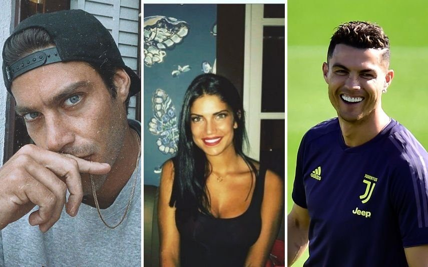 Carolina Fernandes Namorada de Ângelo Rodrigues envolvida na bronca entre Gonçalo Teixeira e CR7