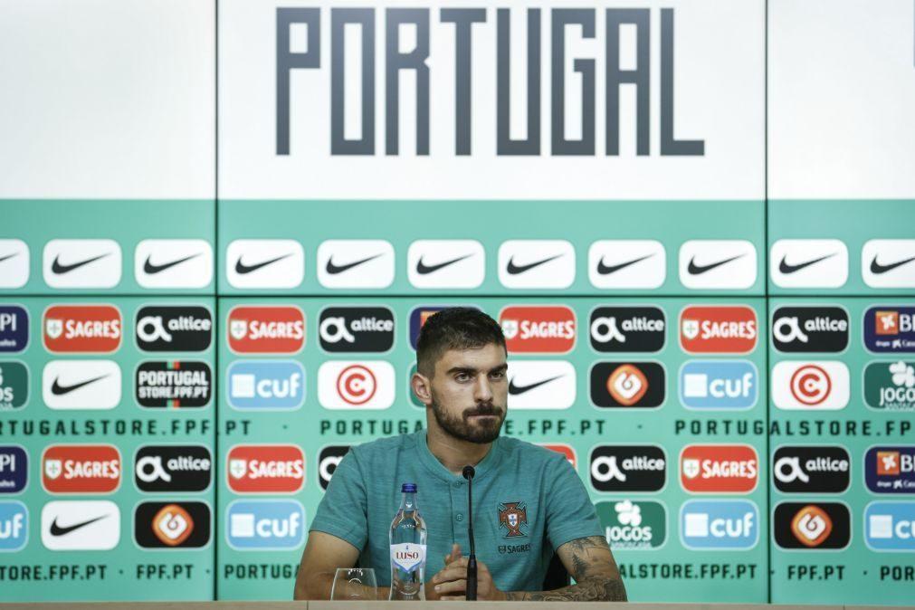 Euro2020: Rúben Neves lembra que Portugal só depende de si próprio