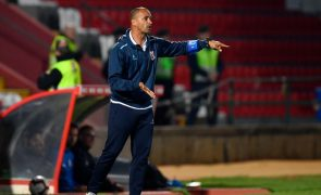 Silas deixa comando técnico do Belenenses SAD