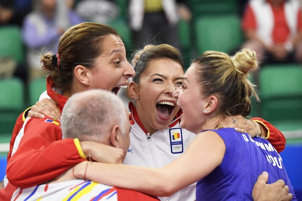 Ténis de mesa | Portugal perde com Roménia final feminina do Europeu