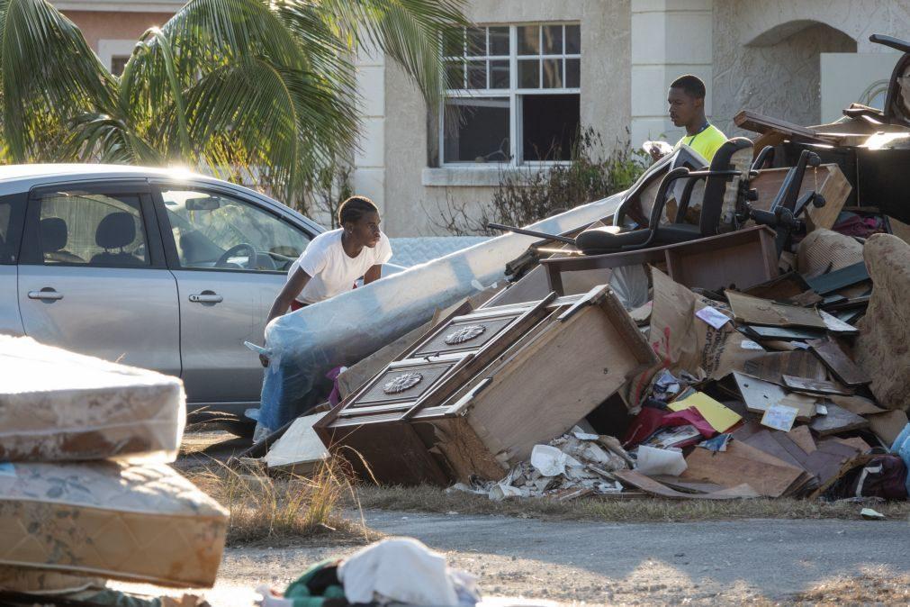 Furacão nas Bahamas | Mais de 2 mil pessoas continuam desaparecidas