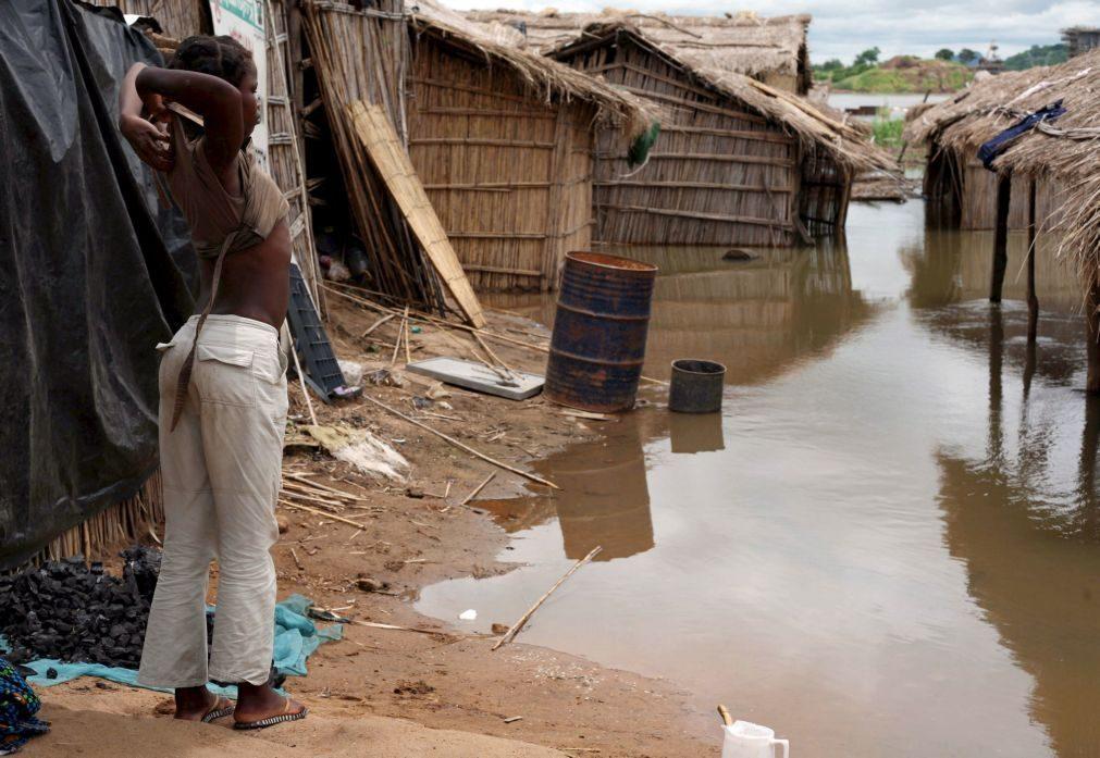 Mais de 500 mil pessoas em risco de inundações em Moçambique
