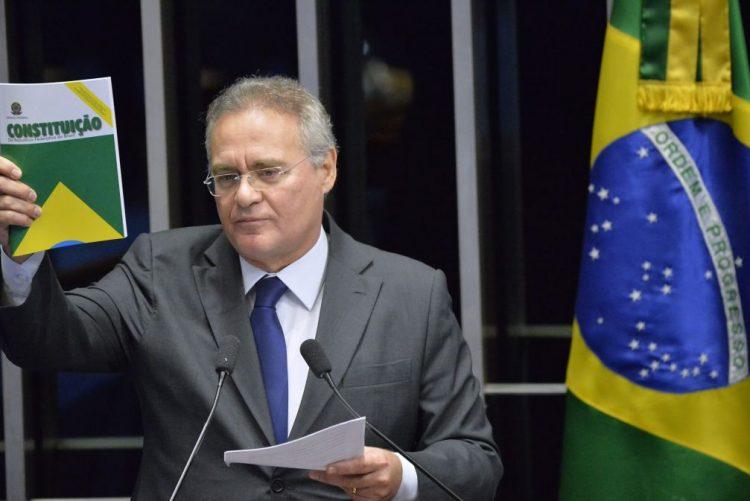Supremo Tribunal brasileiro decide afastar presidente do Senado