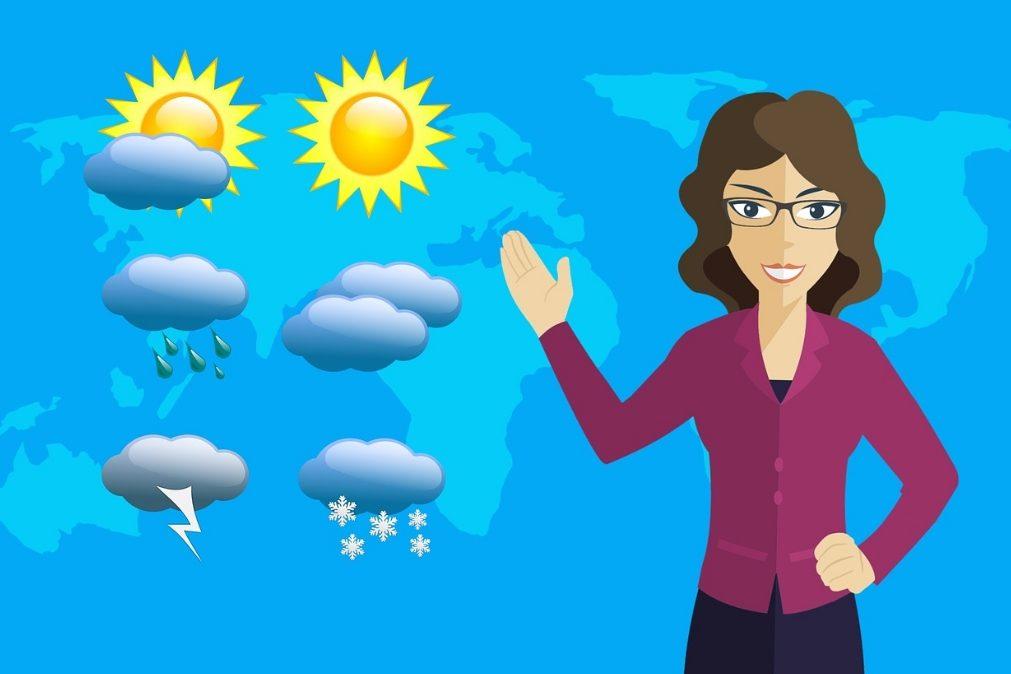 Previsão do tempo para sexta-feira, 20 de setembro
