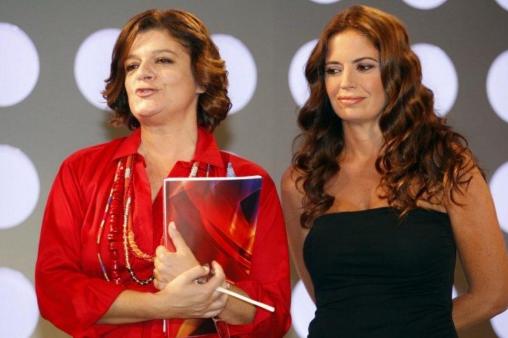Júlia Pinheiro defende Bárbara Guimarães: