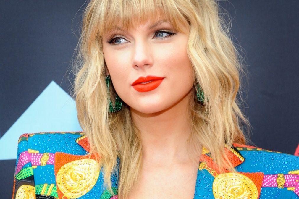 Taylor Swift vai atuar no festival Nos Alive em 2020