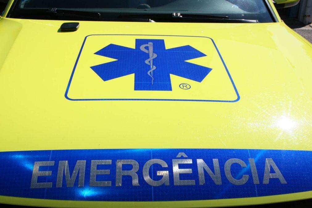 Médico sofre ataque cardíaco ao assistir vítimas de acidente em Beja