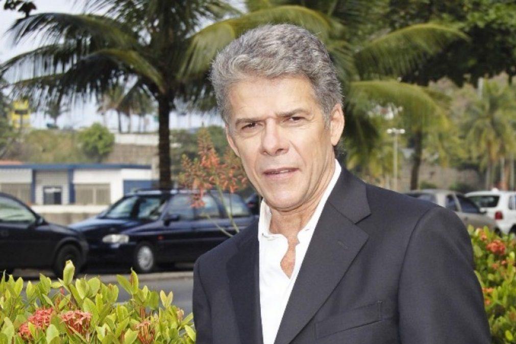 José Mayer reage às acusações de assédio sexual
