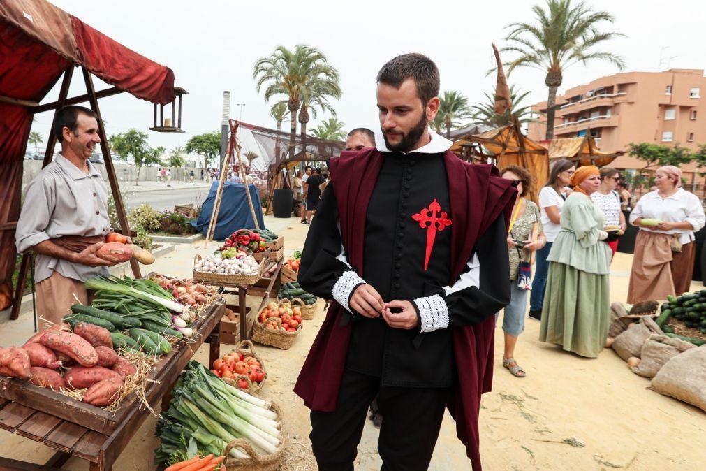 Magalhães/500 anos: Mercado sec. XVI abre iniciativas a assinalar saída de Espanha