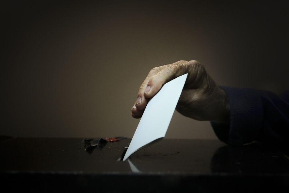 Eleições: Página de internet com listas de candidatos às legislativas já está online