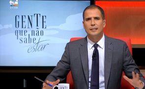 Ricardo Araújo Pereira abre o jogo sobre aviso de Daniel Oliveira