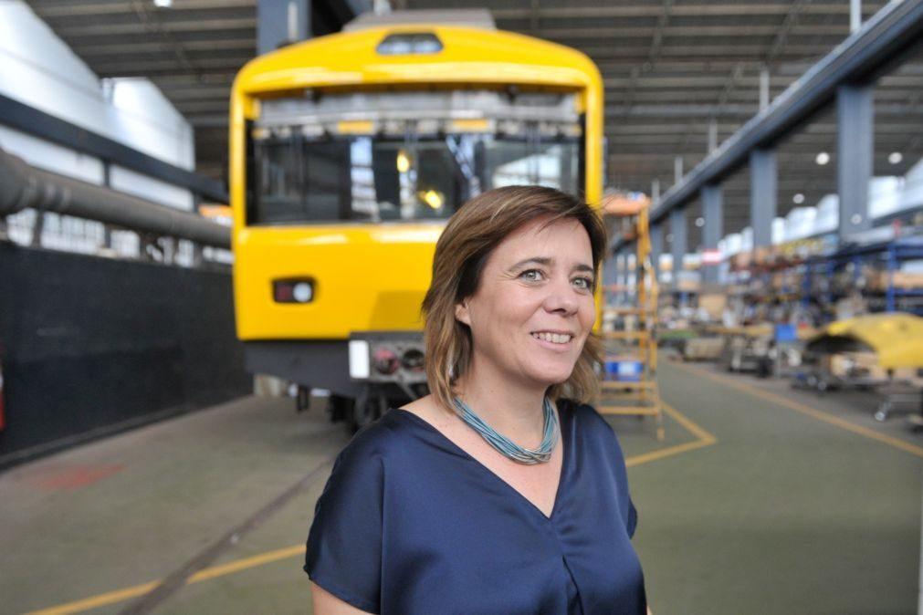BE quer todos as capitais de distrito ligadas por comboio até 2040