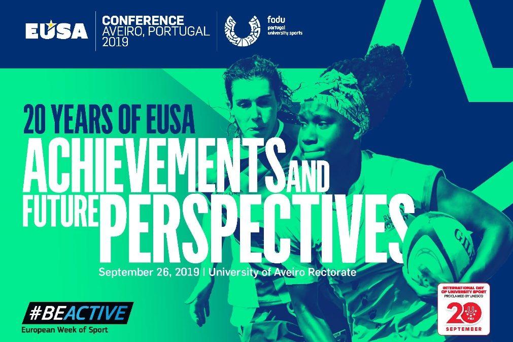 Portugal em destaque na gala dos 20 anos da EUSA