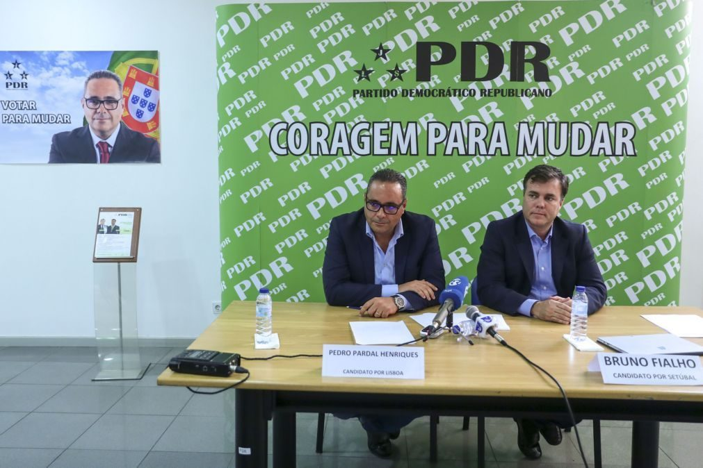 PDR recolhe assinaturas para impedir aeroporto do Montijo