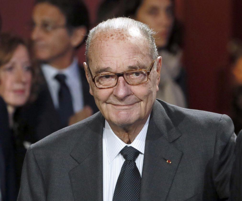 Morreu Jacques Chirac | O presidente francês que disse «não» à segunda guerra no Iraque