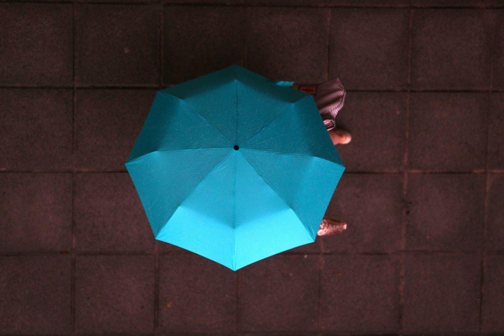 Alerta Açores | Previsão de chuva forte nas ilhas das Flores e do Corvo
