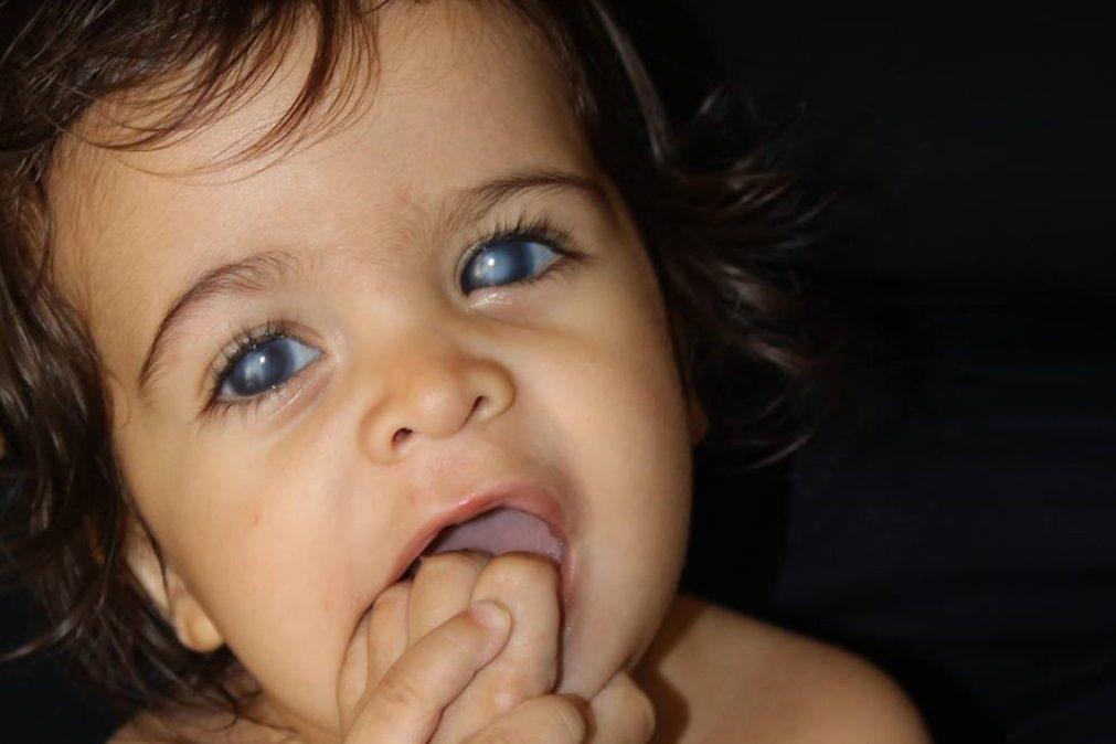 Caso real: Aos 5 anos, Lucas tem apenas cinco por cento da visão