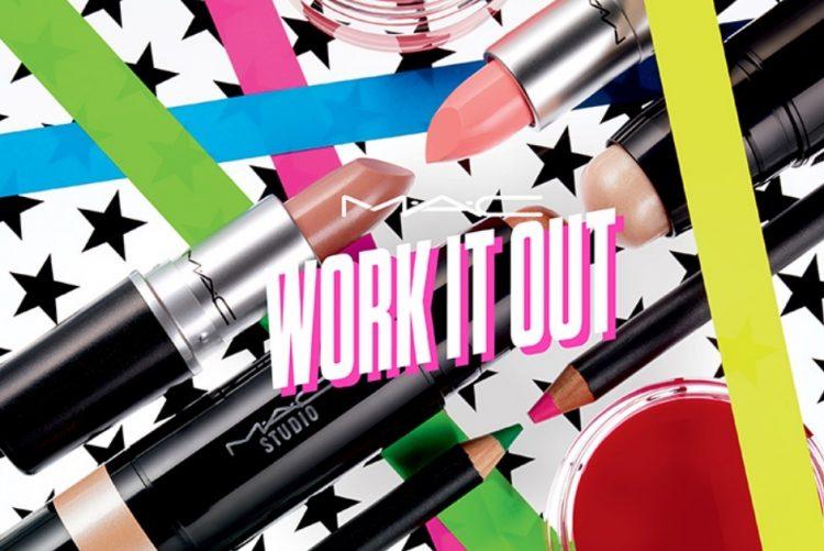 Work It Out: MAC lança nova linha de maquilhagem para desporto