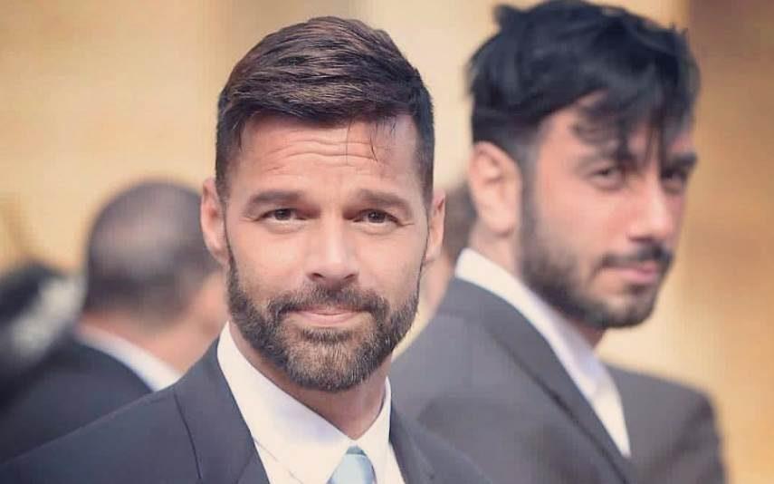 Ricky Martin Vai ser pai pela quarta vez